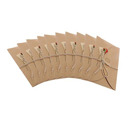 Generic 10 Ensembles Papier Kraf...