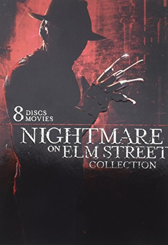 Nightmare On Elm Street Collection (8pc) / (Mcsh) [DVD] [Region 1] [NTSC] [US Import]