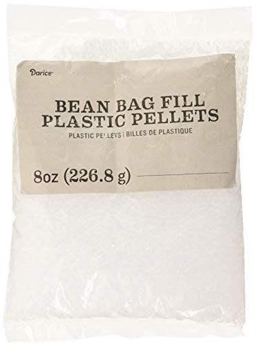 Darice Beanbag-Füller, Kunststoffpellets, 227 g