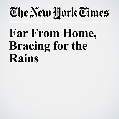 Far From Home, Bracing for the Rains copertina