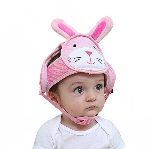 G-árbol del bebé ajustable casco de seguridad, tapa protectora de seguridad de...