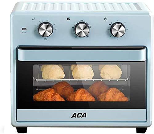 Elektrische oven 25L volautomatische intelligent dubbele glazen deur, omvattende een bakplaat en grill