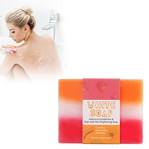 Kojic Acid Soap for Skin Whitening, Glutathione Soap for Super Skin Whitening, Arbutin Soap, Organic Kojic Acid, Natural Beauty Bar Soap, That Leaves The Skin Feeling Renewed