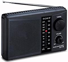 Sony ICF-18 Personal Portable 2-Band AM/FM Radio