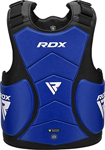 RDX Plastron de Boxe Protection MMA Kickboxing Avance Corps
