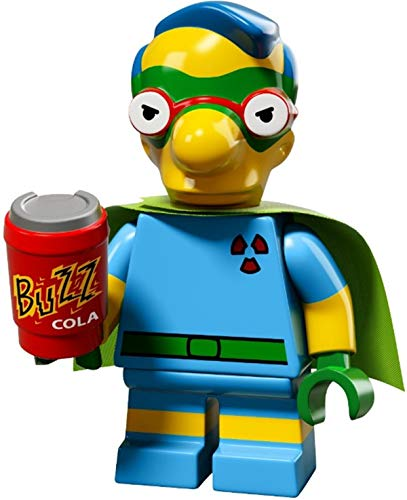 LEGO The Simpsons Series 2 Collectible Minifigure 71009 - Milhouse (Fallout Boy) by LEGO