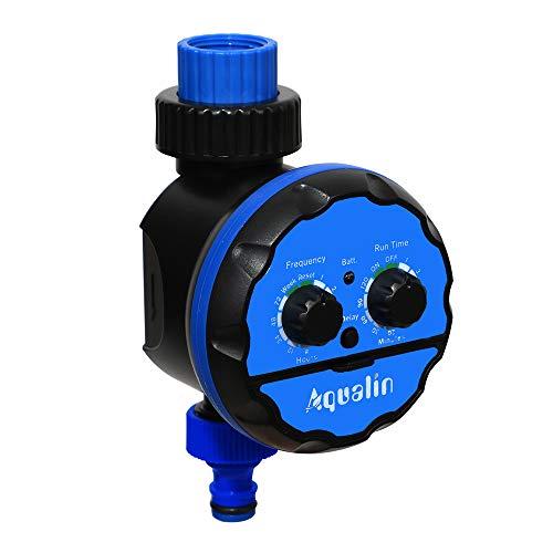 AFFC irrigatie timer irrigatie tuin water timer waterdichte controller voor tuin en yard met regenfunctie