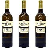 Ramón Bilbao Vino Blanco Verdejo - 3 botellas x 750ml - total: 2250 ml