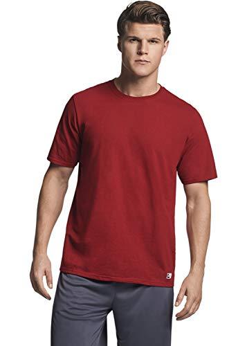delantal rojo fabricante Russell Athletic