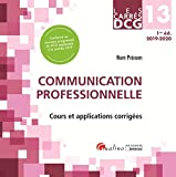 Communication professionnelle DCG 13