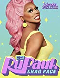 RuPaul's Drag Race: 2021 – 2022 TV Series & Movie Calendar – 18 months – 8.5 x 11 inch High Quality Images