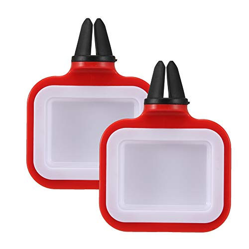 Suppyfly 2Pcs Saucem Dip Clip In-Car Saucenhalter für Ketchup Dipsaucen