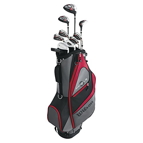 Wilson Men's Profile XD Golf Complete Set Long Men's Left Hand