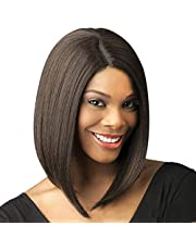 Hair Extensions Glueless Bob Wig Brazilian Straight Short Lace Front Human Hair Wigs For Black Women Pre Plucked With Hair Remy Hair
