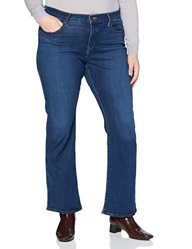 Levi's Plus Size Damen Shaping Boot Jeans