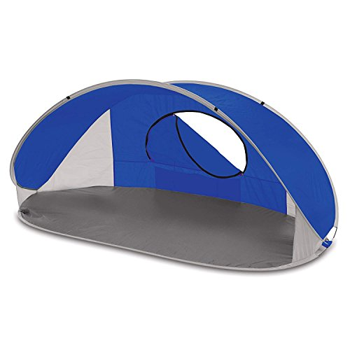 ONIVA - a Picnic Time Brand Manta Portable Pop-Up Sun/Wind Shelter, Blue