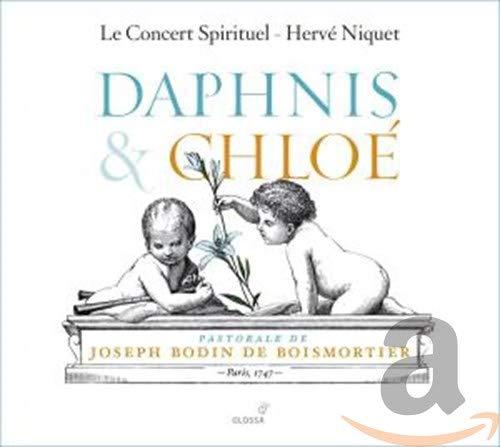 Joseph Bodin de Boismortier: Daphnis & Chloé