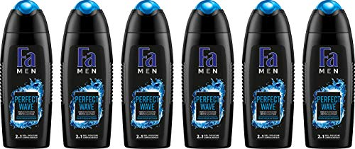 Fa Perfect Wave Shampoo, douche, 250 ml, 6 stuks
