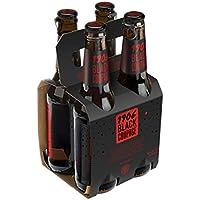 Cerveza 1906 Black Coupage - Paquete de 4 x 330 ml - Total: 1320 m