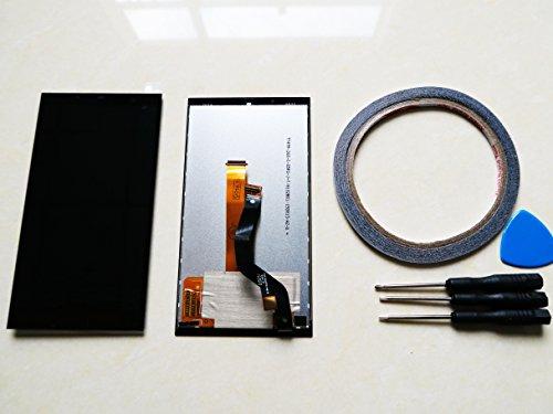 Ersatz LCD Display für HTC Desire 626 Display+ Werkzeuge & doppelseitigen Kleber (schwarz)