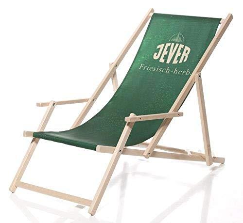 Jever Liegestuhl Stuhl aus Holz...