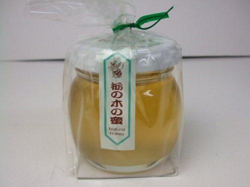 会津はちみつ 栃の木の蜜 天然はちみつ 120g