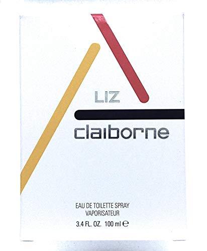 Claiborne by Liz Claiborne 100ml/3.4oz Eau De Toilette Perfume Spray for Women