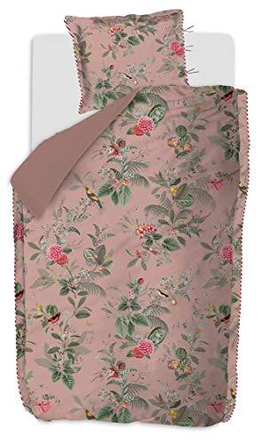 PIP Studio Kissen Floris | pink - 35 x 60
