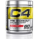 Sports Nutrition Pre-Workout Powders