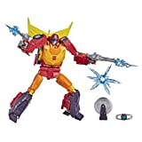 Transformers Toys Studio Series 86 Voyager Class The The Movie 1986 Autobot Hot Rod Action Figure - Ages 8 and Up, 6.5-inch
