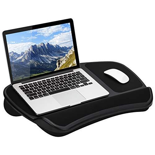 LapGear Original XL Laptop Lap Desk with Storage Pockets