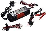 UKB4C 4A Smart Battery Charger 6V/12V Lead-Acid AGM Car for Optima