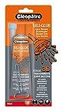 Cléopâtre - LCC10-85 - Sili Glue - Colle Silicone avec Embout de précision Transparent - 80 g 9,5 x 3,5 x 20,5 cm