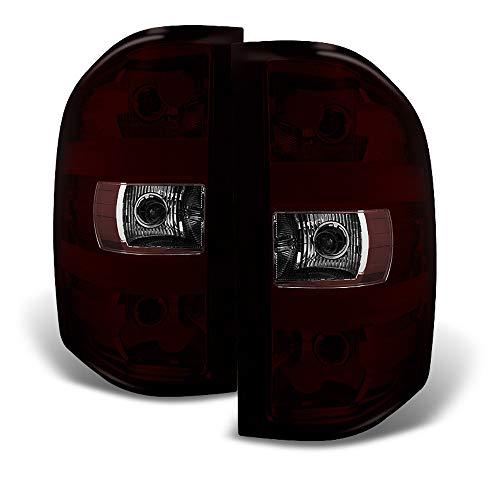 09 silverado smoked taillights - 3