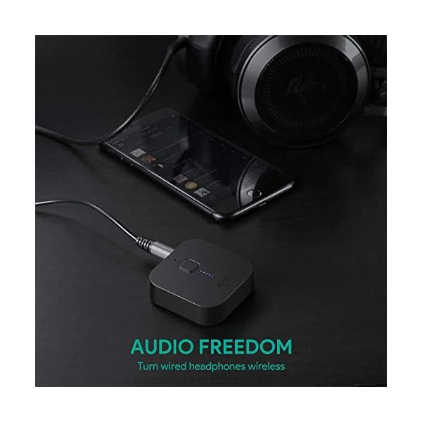 Bluetooth 5 Receiver Wireless Audio Music Adapter 6