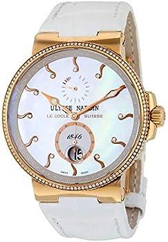 Ulysse Nardin 266-66B-991 Marine Chronometer Ladies Automatic Watch