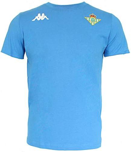 Kappa Camiseta Real Betis de aficionados, Hombre