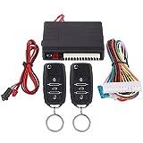 KIMISS Car Universal Door Lock Locking Keyless Entry System Remote Central Control Kit