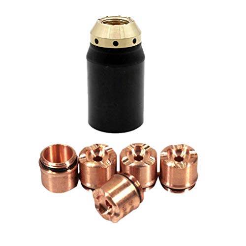 Plasma Drag Shield Cap 9-8236 70A-100A fit Thermal Dynamics SL60//SL100 Torch PK10