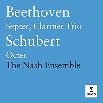 Beethoven - Septet; Clarinet Trio / Schubert - Octet
