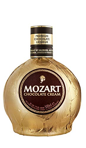 MOZART CHOCOLATE GOLD CREAM 50CL 17%