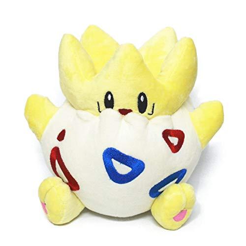 SDSG Cartoon Pokemon Plüsch Kuscheltier Spielzeug Togepi Plüschpuppe Für Kinder Geschenk 38Cm