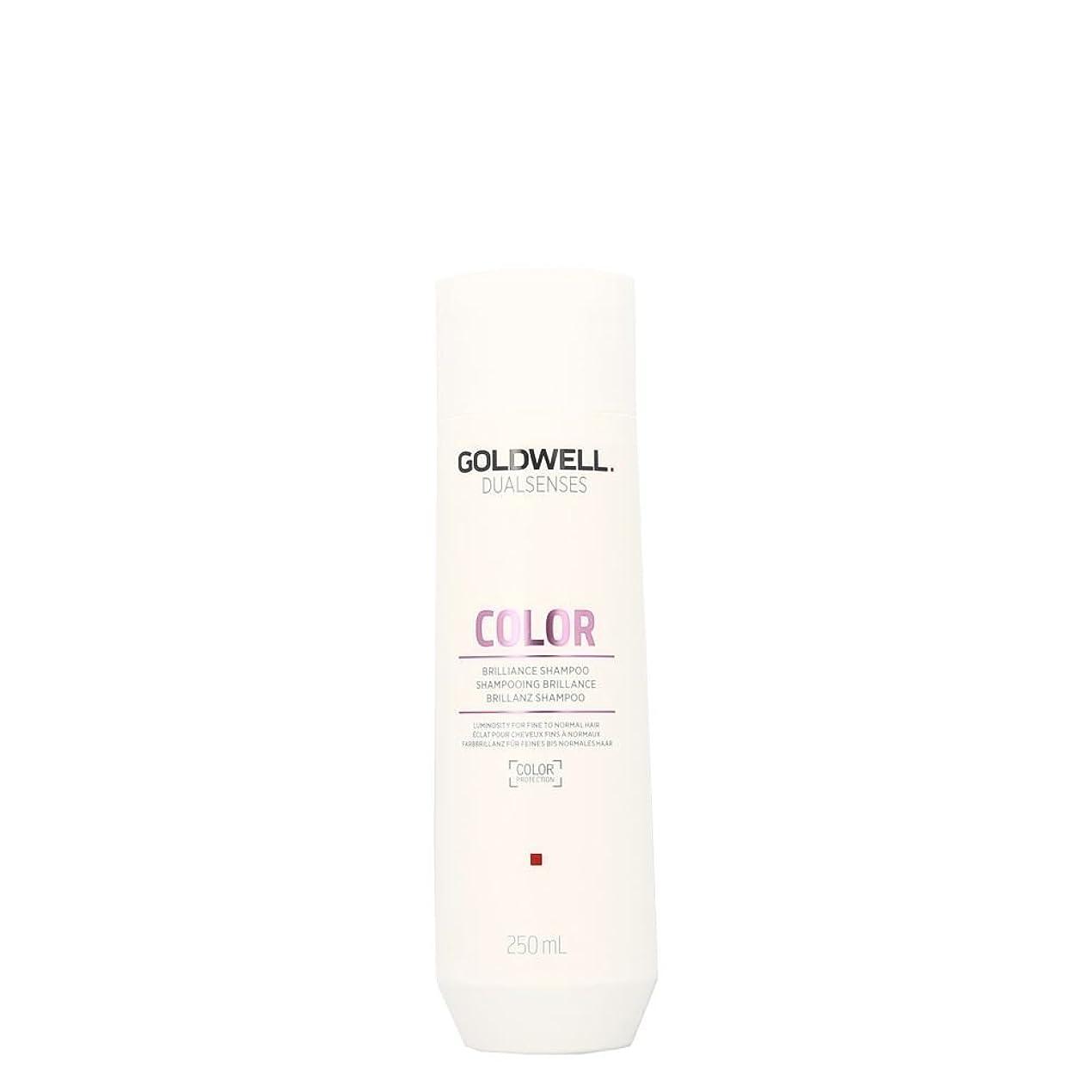 希望に満ちた百ドレスゴールドウェル Dual Senses Color Brilliance Shampoo (Luminosity For Fine to Normal Hair) 250ml