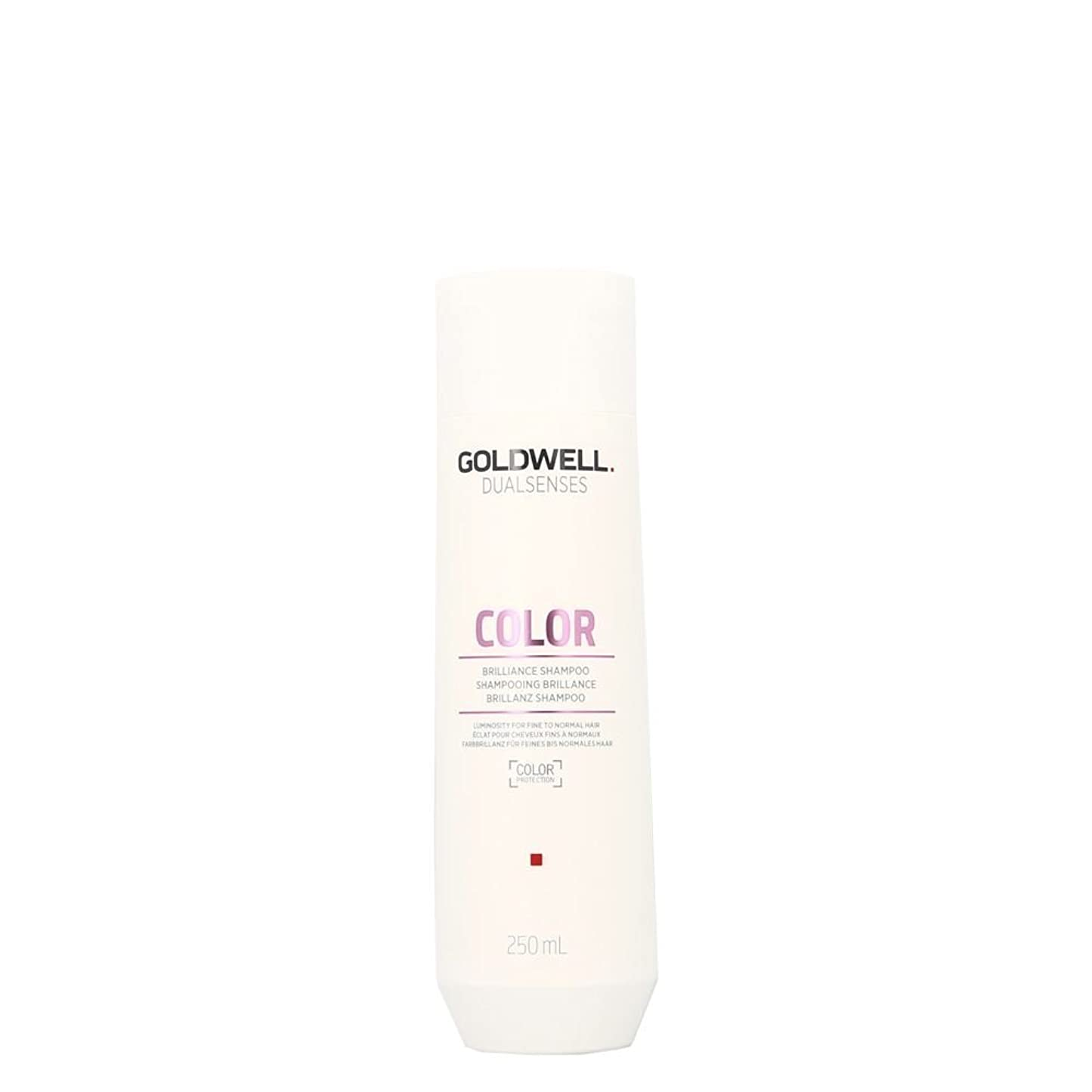 思春期私のアシストゴールドウェル Dual Senses Color Brilliance Shampoo (Luminosity For Fine to Normal Hair) 250ml