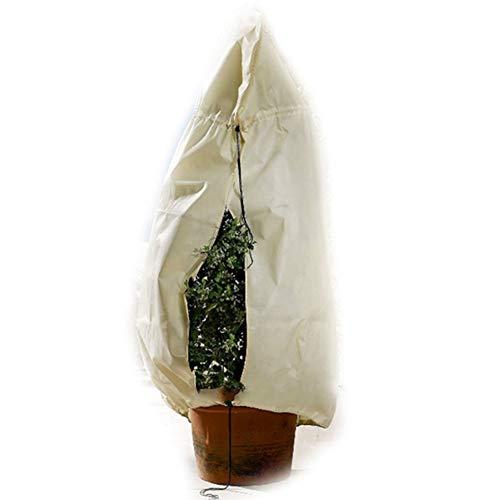 QWEIAS Funda para Plantas, Invierno Que Cubre Mantas De Plantas para Clima Frío, Saco Protector para Plantas de Invierno 240 * 200cm