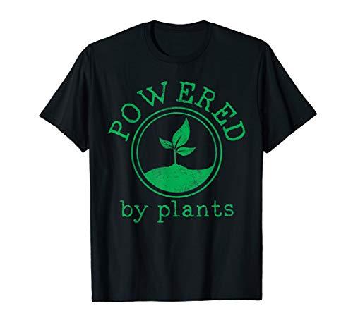 Vegan Plant Based Sport Fitness Veganer Geschenk T-Shirt