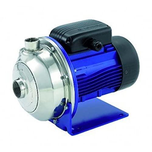 Lowa CEAM805N - Bomba de agua 0,75 kW de acero inoxidable 316 hasta 6 m3/h monofásico 220 V