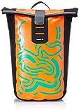 Ortlieb Unisex-Adult Velocity Design 20 Rucksäcke, Maze Koralle - türkis 23 l, One Size