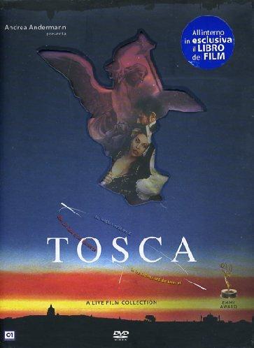 Tosca - Nei Luoghi E Nelle Ore Di Tosca (Collector's Edition) (Dvd+Libro)