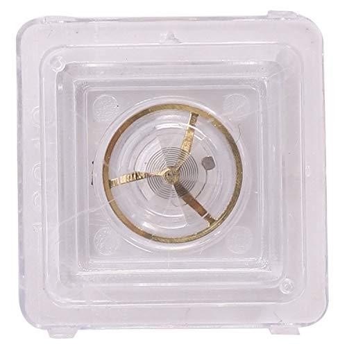 SNOWINSPRING Resorte de La Rueda de Balance de Reloj Balance de Movimiento de Reloj Movimiento Mecanico para ETA 2824/2834/2836 Movimiento de Reloj Partes de Reloj